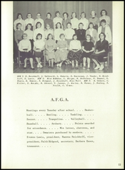 Adams Friendship High School - Sandbur Yearbook (Adams, WI) online yearbook collection, 1957 Edition, Page 57