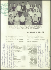 Adams Friendship High School - Sandbur Yearbook (Adams, WI) online yearbook collection, 1957 Edition, Page 65