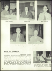Adams Friendship High School - Sandbur Yearbook (Adams, WI) online yearbook collection, 1957 Edition, Page 8