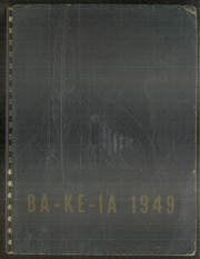 Page 1, 1949 Edition, Hayward High School - Ba Ke La Yearbook (Hayward, WI) online yearbook collection