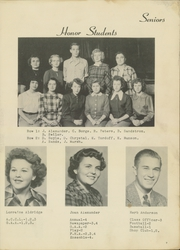 Page 11, 1949 Edition, Hayward High School - Ba Ke La Yearbook (Hayward, WI) online yearbook collection