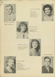 Page 12, 1949 Edition, Hayward High School - Ba Ke La Yearbook (Hayward, WI) online yearbook collection