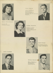 Page 13, 1949 Edition, Hayward High School - Ba Ke La Yearbook (Hayward, WI) online yearbook collection