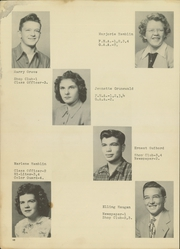 Page 14, 1949 Edition, Hayward High School - Ba Ke La Yearbook (Hayward, WI) online yearbook collection