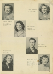 Page 15, 1949 Edition, Hayward High School - Ba Ke La Yearbook (Hayward, WI) online yearbook collection