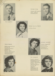 Page 16, 1949 Edition, Hayward High School - Ba Ke La Yearbook (Hayward, WI) online yearbook collection