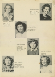 Page 17, 1949 Edition, Hayward High School - Ba Ke La Yearbook (Hayward, WI) online yearbook collection