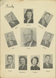 Page 8, 1949 Edition, Hayward High School - Ba Ke La Yearbook (Hayward, WI) online yearbook collection