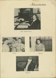 Page 9, 1949 Edition, Hayward High School - Ba Ke La Yearbook (Hayward, WI) online yearbook collection