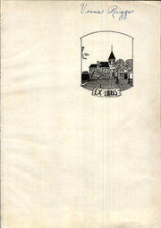 Page 5, 1926 Edition, Ripon High School - Tiger Yearbook (Ripon, WI) online yearbook collection