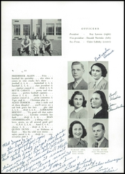 Page 12, 1941 Edition, Ripon High School - Tiger Yearbook (Ripon, WI) online yearbook collection