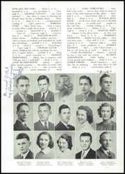 Page 13, 1941 Edition, Ripon High School - Tiger Yearbook (Ripon, WI) online yearbook collection