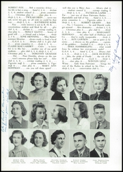 Page 14, 1941 Edition, Ripon High School - Tiger Yearbook (Ripon, WI) online yearbook collection