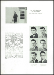 Page 16, 1941 Edition, Ripon High School - Tiger Yearbook (Ripon, WI) online yearbook collection