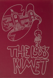 Page 1, 1953 Edition, Kimberly High School - Kimet Yearbook (Kimberly, WI) online yearbook collection