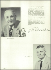 Page 10, 1953 Edition, Kimberly High School - Kimet Yearbook (Kimberly, WI) online yearbook collection