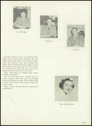 Page 11, 1953 Edition, Kimberly High School - Kimet Yearbook (Kimberly, WI) online yearbook collection
