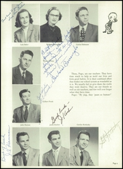 Page 12, 1953 Edition, Kimberly High School - Kimet Yearbook (Kimberly, WI) online yearbook collection