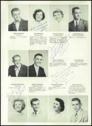 Page 16, 1953 Edition, Kimberly High School - Kimet Yearbook (Kimberly, WI) online yearbook collection