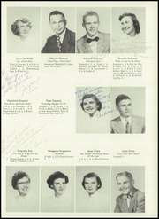 Page 17, 1953 Edition, Kimberly High School - Kimet Yearbook (Kimberly, WI) online yearbook collection
