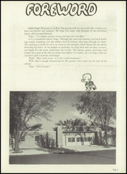 Page 7, 1953 Edition, Kimberly High School - Kimet Yearbook (Kimberly, WI) online yearbook collection