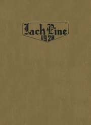 1928 Edition, Spooner High School - Pine Bough Yearbook (Spooner, WI)