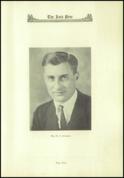 Page 11, 1928 Edition, Spooner High School - Pine Bough Yearbook (Spooner, WI) online yearbook collection