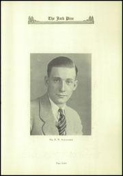 Page 9, 1928 Edition, Spooner High School - Pine Bough Yearbook (Spooner, WI) online yearbook collection
