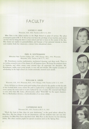 Page 17, 1936 Edition, Marquette University High School - Flambeau Yearbook (Milwaukee, WI) online yearbook collection