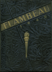 Page 1, 1940 Edition, Marquette University High School - Flambeau Yearbook (Milwaukee, WI) online yearbook collection