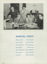 Page 10, 1946 Edition, Marquette University High School - Flambeau Yearbook (Milwaukee, WI) online yearbook collection