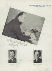 Page 15, 1946 Edition, Marquette University High School - Flambeau Yearbook (Milwaukee, WI) online yearbook collection