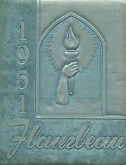 Page 1, 1951 Edition, Marquette University High School - Flambeau Yearbook (Milwaukee, WI) online yearbook collection