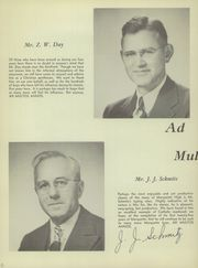 Page 14, 1951 Edition, Marquette University High School - Flambeau Yearbook (Milwaukee, WI) online yearbook collection