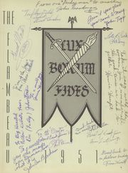 Page 5, 1951 Edition, Marquette University High School - Flambeau Yearbook (Milwaukee, WI) online yearbook collection