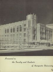 Page 6, 1951 Edition, Marquette University High School - Flambeau Yearbook (Milwaukee, WI) online yearbook collection