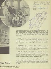 Page 7, 1951 Edition, Marquette University High School - Flambeau Yearbook (Milwaukee, WI) online yearbook collection