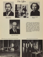 Page 14, 1953 Edition, Marquette University High School - Flambeau Yearbook (Milwaukee, WI) online yearbook collection