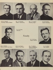 Page 16, 1953 Edition, Marquette University High School - Flambeau Yearbook (Milwaukee, WI) online yearbook collection