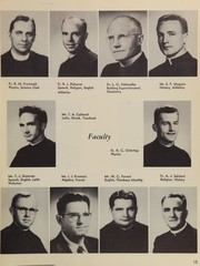 Page 17, 1953 Edition, Marquette University High School - Flambeau Yearbook (Milwaukee, WI) online yearbook collection