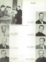 Page 14, 1954 Edition, Marquette University High School - Flambeau Yearbook (Milwaukee, WI) online yearbook collection