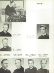Page 16, 1954 Edition, Marquette University High School - Flambeau Yearbook (Milwaukee, WI) online yearbook collection