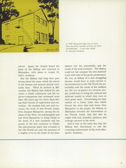 Page 13, 1957 Edition, Marquette University High School - Flambeau Yearbook (Milwaukee, WI) online yearbook collection