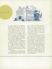 Page 15, 1957 Edition, Marquette University High School - Flambeau Yearbook (Milwaukee, WI) online yearbook collection