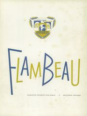 Page 5, 1957 Edition, Marquette University High School - Flambeau Yearbook (Milwaukee, WI) online yearbook collection