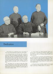 Page 6, 1960 Edition, Marquette University High School - Flambeau Yearbook (Milwaukee, WI) online yearbook collection