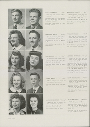 Page 10, 1945 Edition, Tomahawk High School - Kwahamot Yearbook (Tomahawk, WI) online yearbook collection