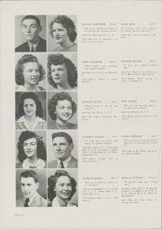 Page 12, 1945 Edition, Tomahawk High School - Kwahamot Yearbook (Tomahawk, WI) online yearbook collection