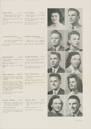 Page 13, 1945 Edition, Tomahawk High School - Kwahamot Yearbook (Tomahawk, WI) online yearbook collection