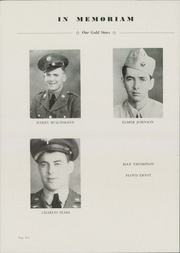 Page 4, 1945 Edition, Tomahawk High School - Kwahamot Yearbook (Tomahawk, WI) online yearbook collection